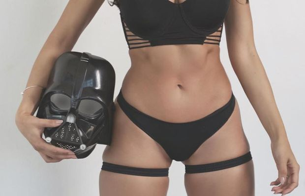 Ana Cheri: May the 4th Be With You | Daily Girls @ Female Update