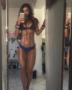 Anllela Sagra Latina Fitness Model | Daily Girls @ Female Update