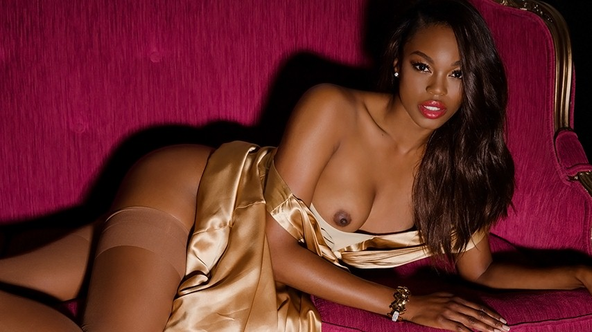 Eugena Washington in All That Glitters for Playboy   Daily Girls @ Female Update