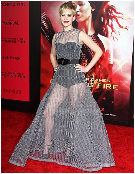 Jennifer Lawrence's Hotness Is On Fire! | Daily Girls @ Female Update