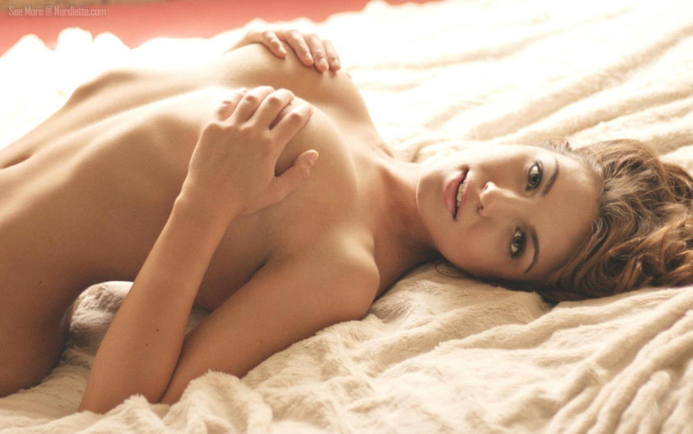 Jessica Ashley is a Mystery Babe No More | Daily Girls @ Female Update
