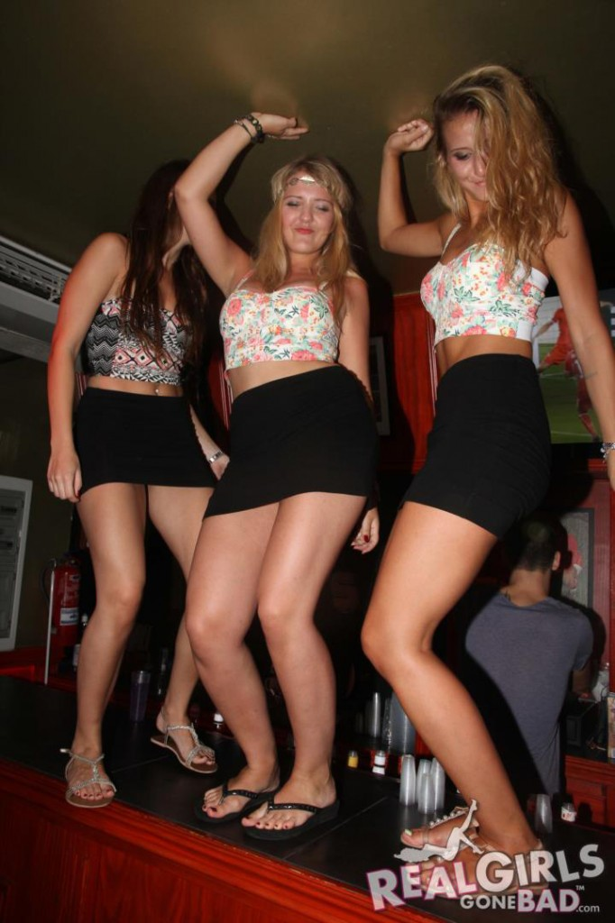 Real Girls Gone Bad – British Party Girls | Daily Girls @ Female Update