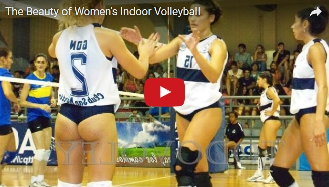 Sexy Volleyball Girls | Daily Girls @ Female Update
