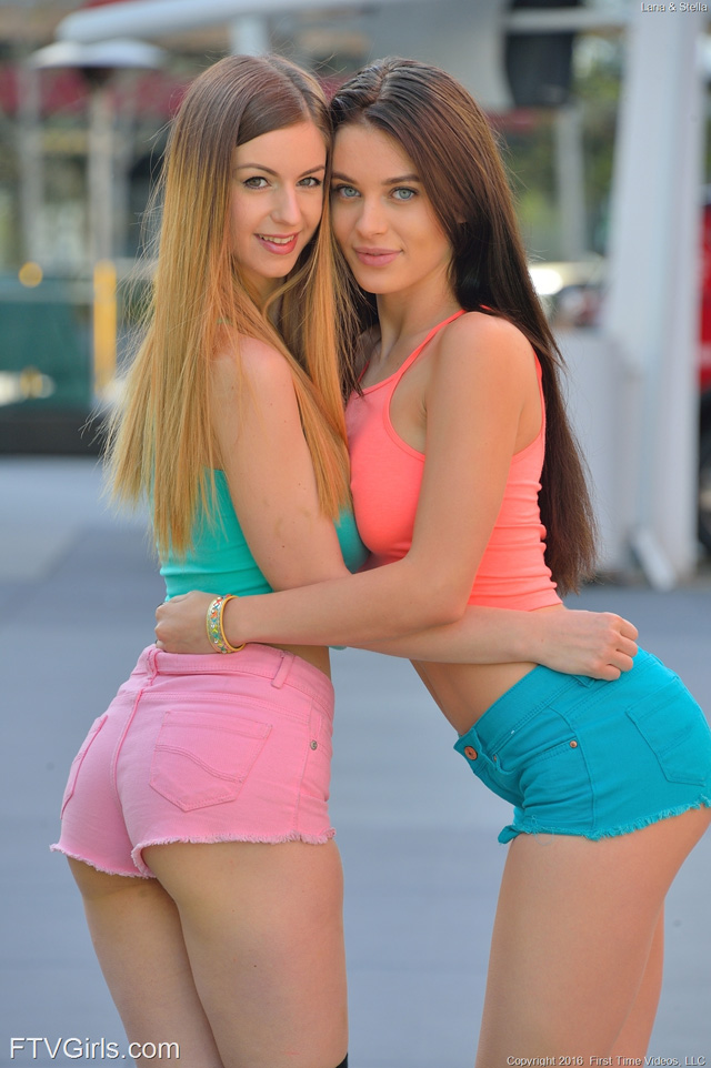 Stella Cox and Lana Rhoades | Daily Girls @ Female Update