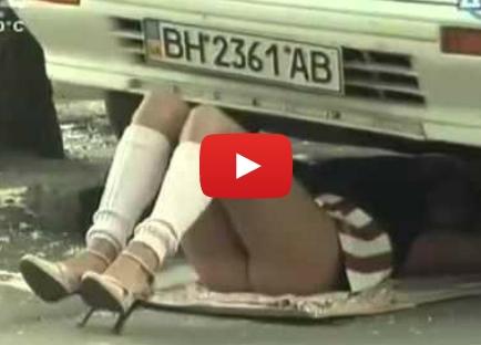 Upskirt Prank Videos 2 | Daily Girls @ Female Update