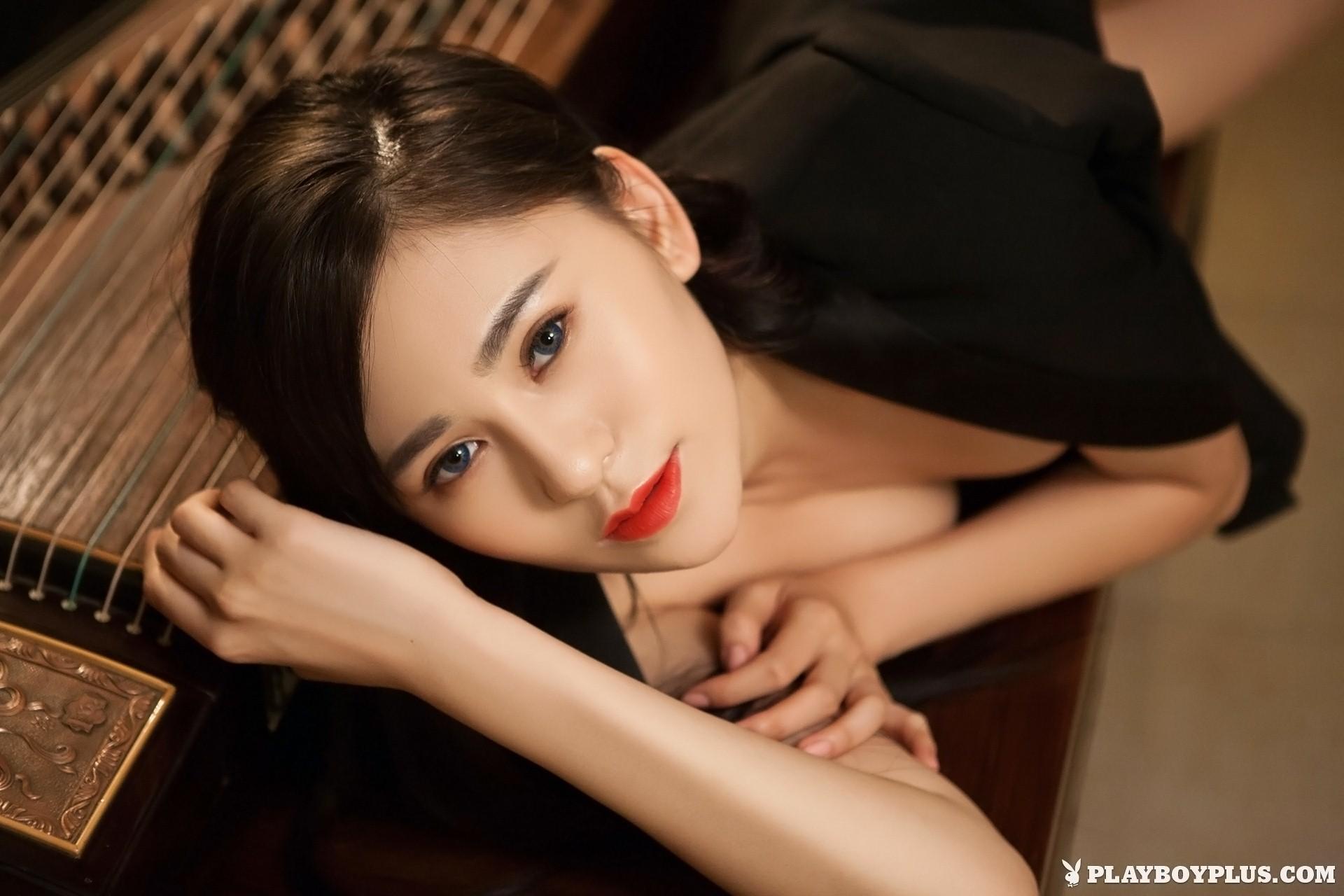 Wu Muxi nude in Hard Wood for Playboy   Daily Girls @ Female Update